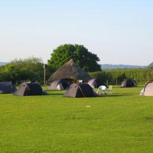 Camping Burward