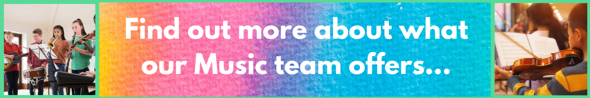 Find out more about what our Music team offer... (3)