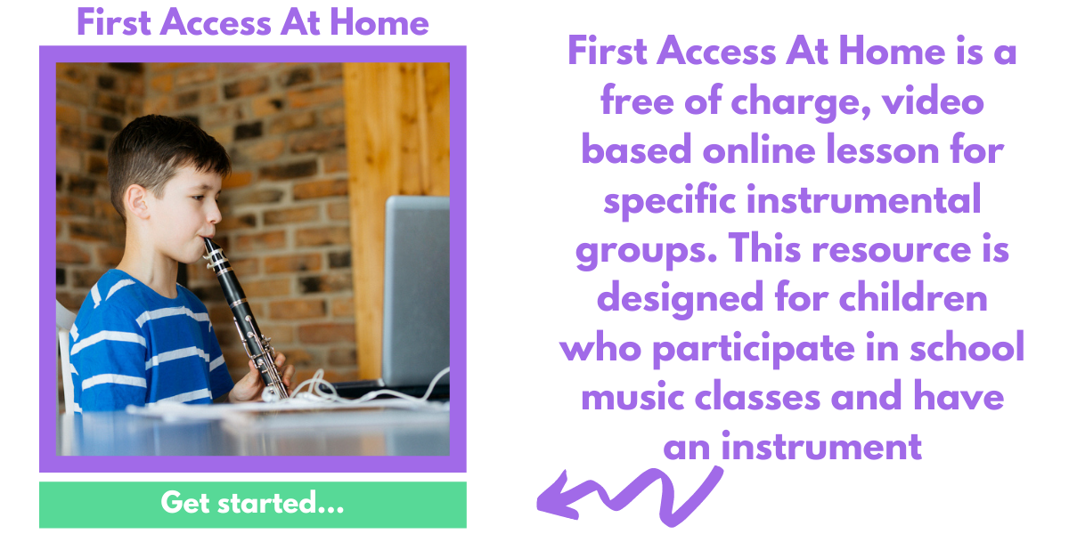 Get Started First Access At Home