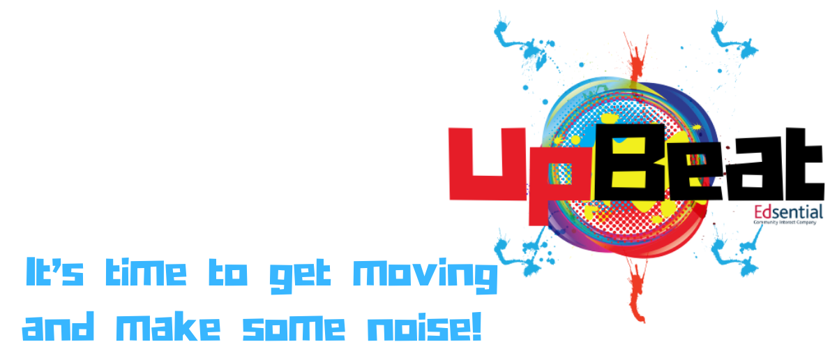 It's time to get moving and make some noise!