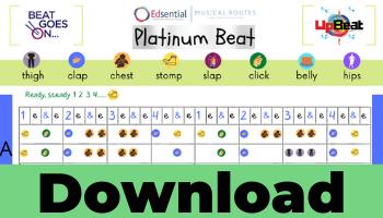 Platinum Beat Rhythm