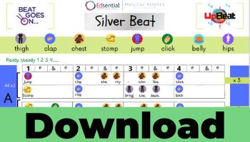 Silver Beat Rhythm