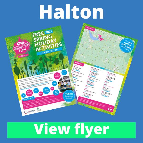 View Halton Flyer....