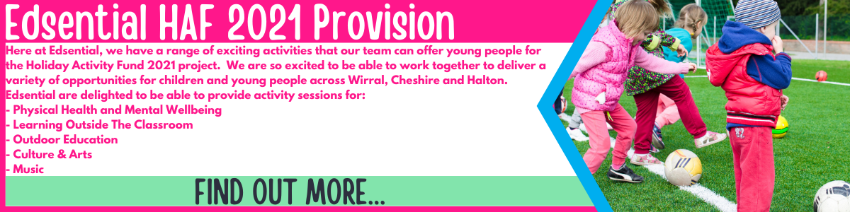 Find out more about Edsential HAF Provision