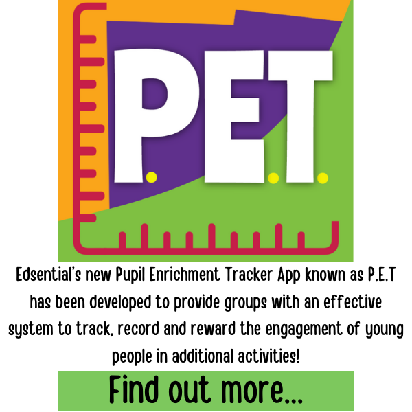 Find out more about P.E.T...