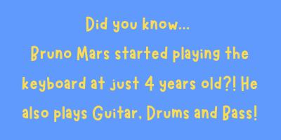Keyboard fact