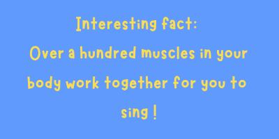 Voice fact