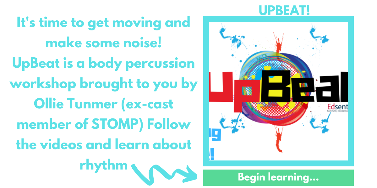 Begin Learning - Musicians At Home